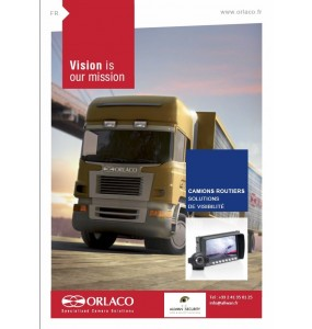 CATALOGUE ORLACO CAMIONS,BUS SEMI ROUTIER