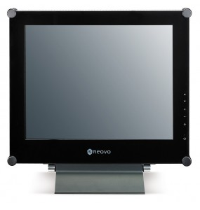 "X17P - Monitor Neovo 17 ""24/24 slab glass"