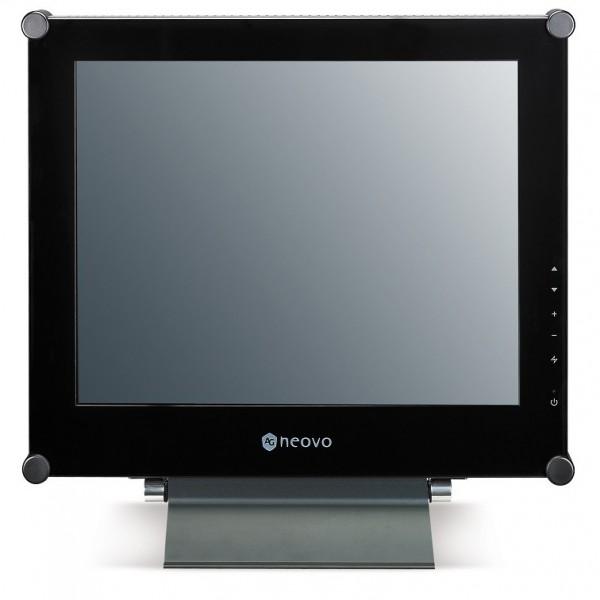 "X17P - Monitor Neovo 17 ""24/24 slab glass"