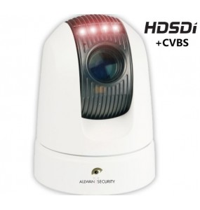 CAMERA DOME MOTORISEE PTZ IR HD-SDI VSHD20