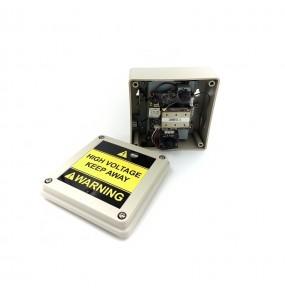 Camera espion ip p2p wifi HD 720P cachée dans boite de derivation avec capteur PIR longue autonomie 32GO