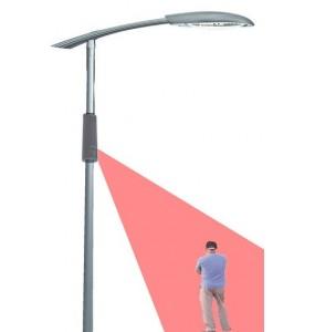 Camera autonome de surveillance urbaine