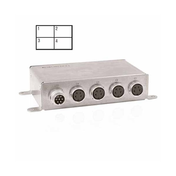 0405100 multiview box quad orlaco
