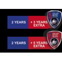 Extensions de garantie 5 et 7 ans