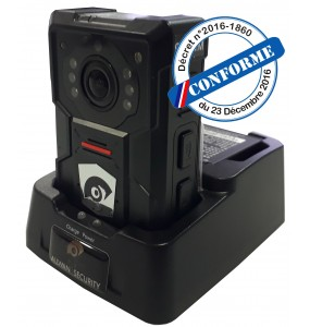 Camera piéton Bodycam DS-MH2111