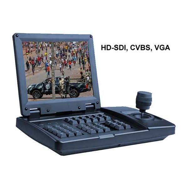 KB-800SDI joystick rs485 Retour vidéo