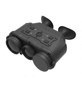Optical + thermal binocular 40mm 16.29 °