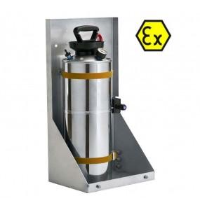 Kit réservoir Pompe Lave Glace pour camera Atex WASHEREx