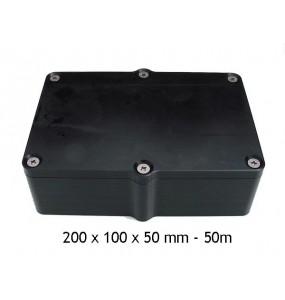 SUBOX200 - Case 200x100x50 - immersion 50m