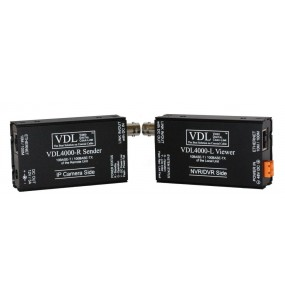 Kit de transmission par câble pour camera IP VDL-4000