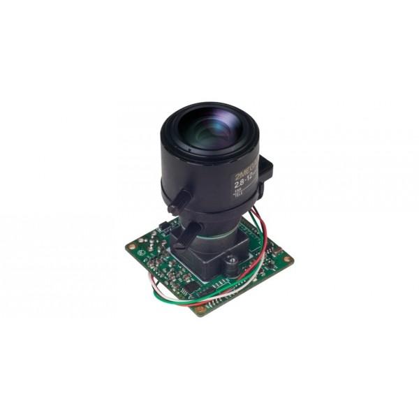 HCO-6080R Camera Hanwha AHD FULL HD et CVBS