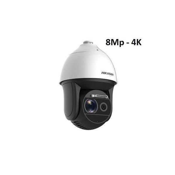 Camera Dôme 4K PTZ IP Zoom 36x infrarouge DS-2DF8836I5X-AEL-8MP-4K-500m-IR