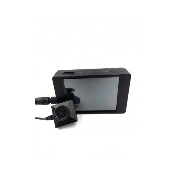 PV-500 NEO BUNDLE Kit camera espion bouton professionnel wifi 3MP full hd LAWMATE