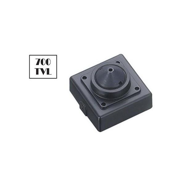 Caméra miniature à lentille KPC-E700PUP4