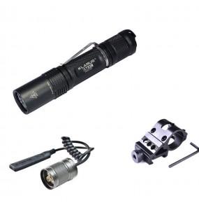 Lampe Klarus XT2C Kit airsoft lampe Tactique Klarus 1100 Lumens