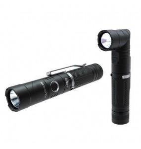 Klarus Lampe torche rechargeable Tête orientable AR10 1080Lumens