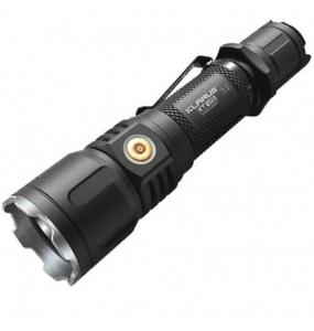 Lampe tactique Klarus XT12S 1600Lumens rechargeable