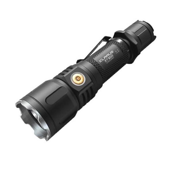 Lampe tactique Klarus XT12S 1600 Lumens rechargeable