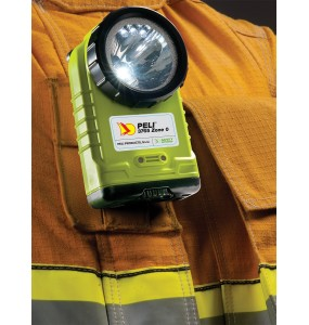 Torche rechargeable 3765Z0 Angle Droit ATEX Zone 0