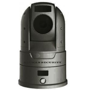 Camera Dôme autonome PTZ WiFi 4G