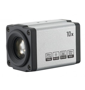 Caméra Box MB-108 HD-SDI AF 2MP Zoom x10