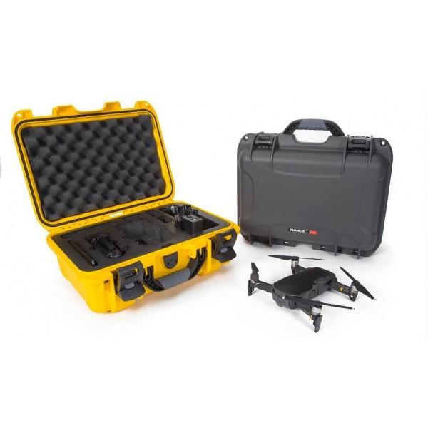 Mallette de protection IP67 NANUK 915DJI ™ pour Drone Mavic Air Fly plus