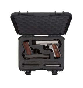 Classic pistol carrying case NANUK 910 2UP
