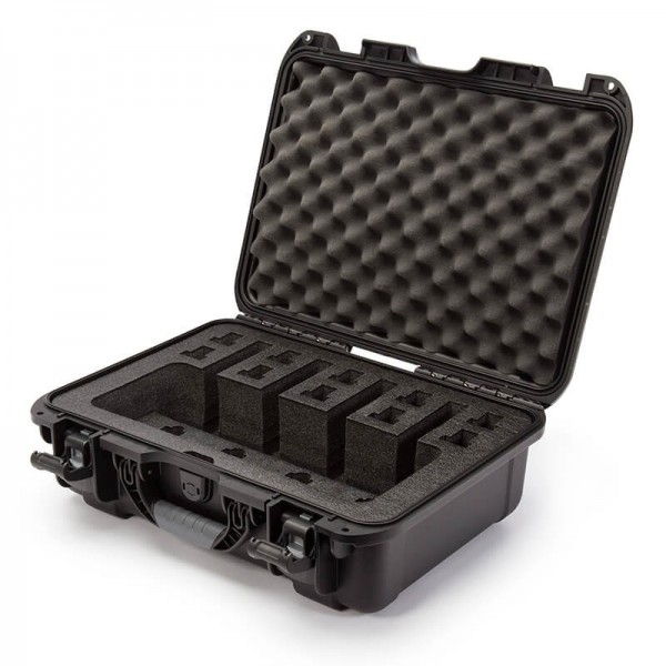 Malette de tansport pistolet NANUK 925 4UP IP67