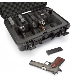 Malette de tansport pistolet NANUK 925 4UP IP67
