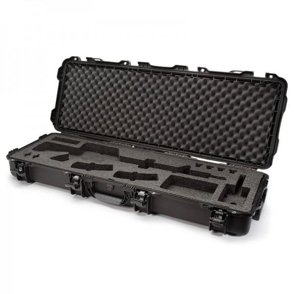 Malette compartimentée pour fusil 990 AR15