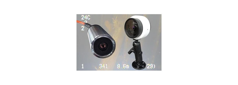 Caméras fixes sous marines