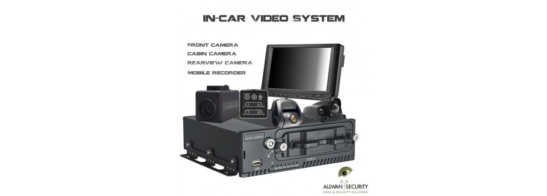 Aménagement véhicules - Systèmes discrets, intégration video surveillance