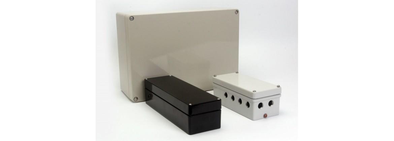 Coffret tanche ip67 ip68 ip69 aluminium enclosure - Boite de jonction ...