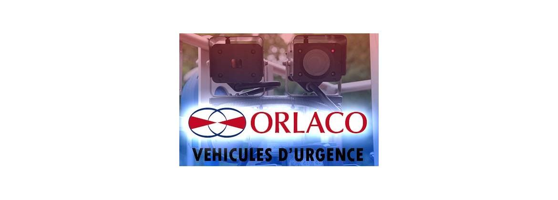 Cameras jour et thermiques véhicules pompiers