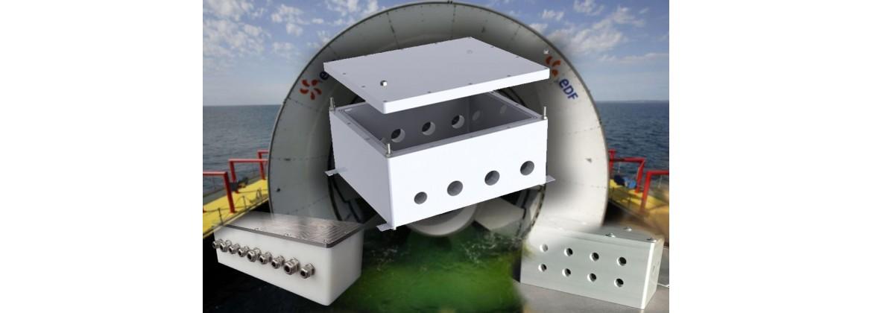Boitiers de jonction IP68 immergeables