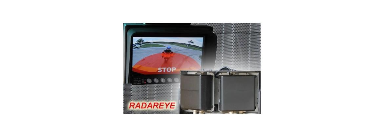 RADARS DE RECUL RadarEye