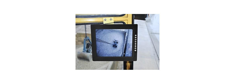 Caméra de levage pour grues