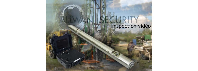 Caméras d'inspection de forages