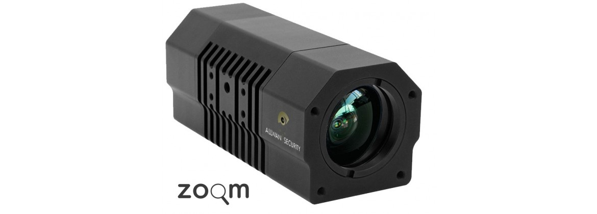 Motorised box cameras