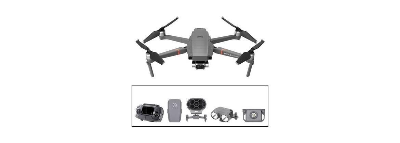 Drones terrestres et aériens