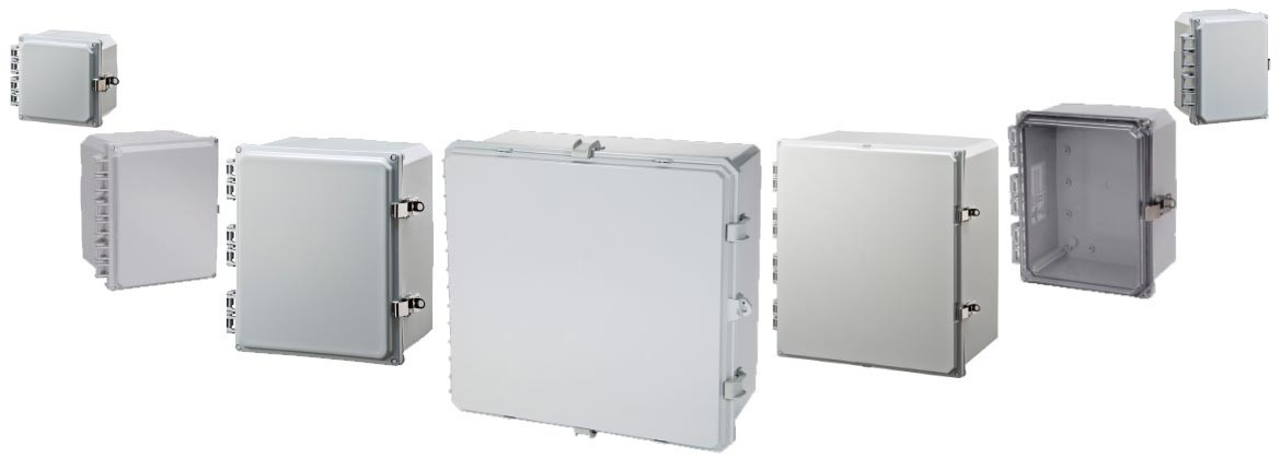 IP68BXS - IP68 junction boxes industrial use
