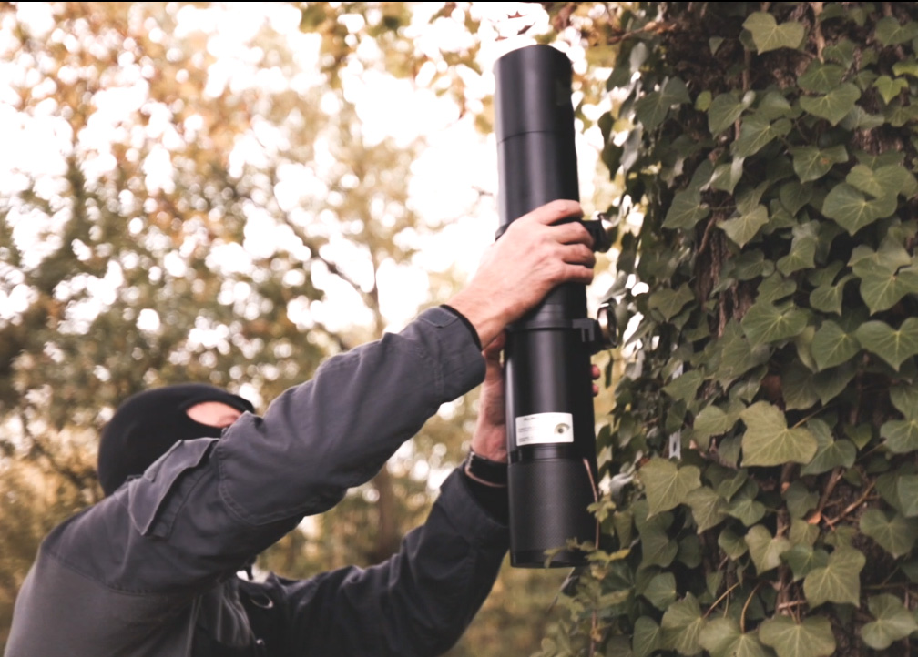 Rapidly Deployable Wireless Camera - Rapid Deployment Surveillance