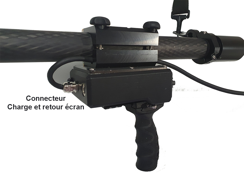Search camera known as a swat camera, pole cam & police video camera
